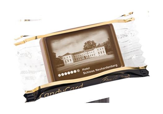 Cioccolatini per hotel, alberghi, bed and breakfast