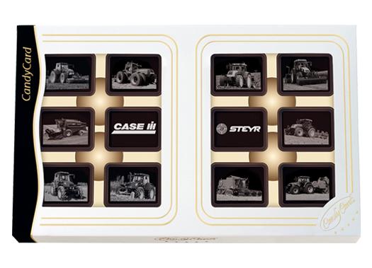 pacchetto cioccolato personalizzato