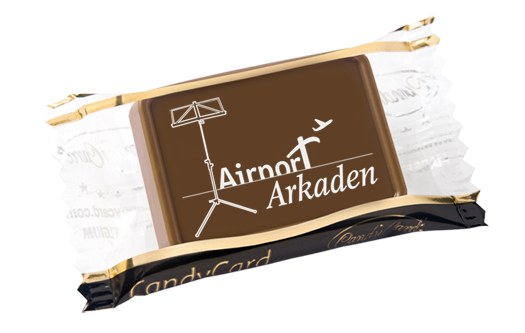 Cioccolato personalizzato