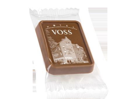 Foto su cioccolato