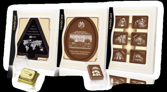 Cioccolatini personalizzati per eventi, feste, Natale e Pasqua