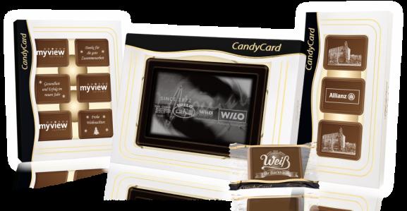 Cioccolatini con logo