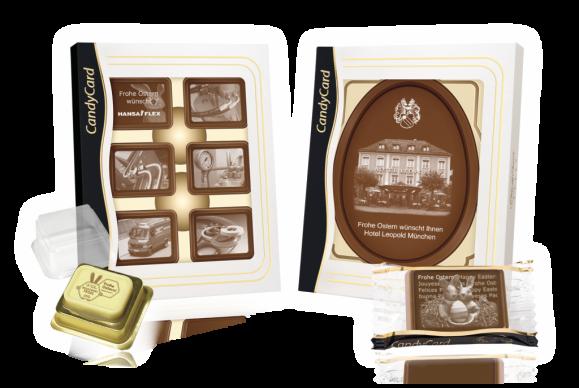 Cioccolato personalizzato Pasqua