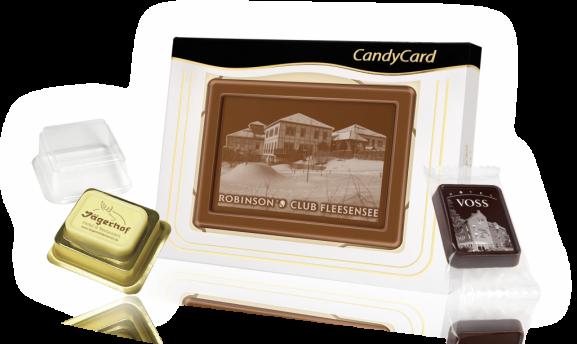 Immagini su cioccolato
