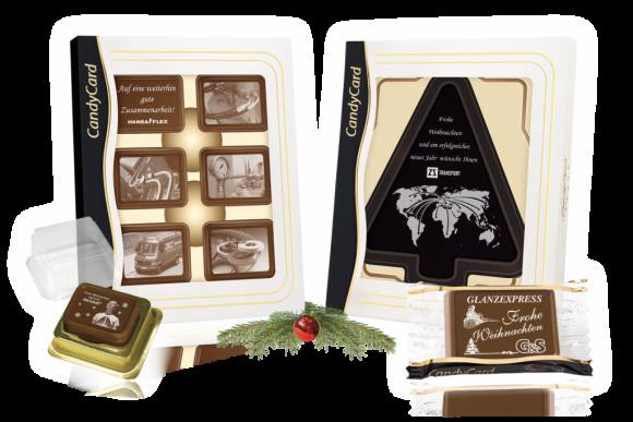 Cioccolatini personalizzati Natale